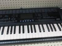 YAMAHA KEYBOARD-MODEL-PSR-420. IN WONDERFUL PROBLEM.