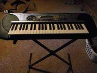Yamaha PSR-140 Style X 100 It will come with the: 29