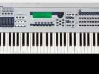 Like new Yamaha M06 61-key pro synth and workstation.