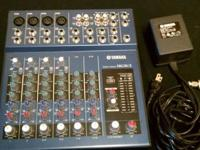 UP FOR GRABS STORE DEMO Yamaha MG 10/2 10-channel mixer