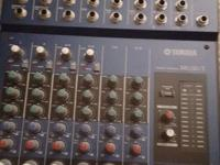 Used Yamaha MG10/2 mixer. Works fine. Pretty good