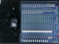 This is for a used but MINT Yamaha MG206C-USB mixer.
