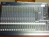Yamaha MG24/14FX mixing console. Excellent shape and