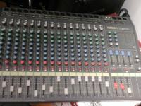 Details: IN PERFECT SHAPE YAMAHA MIXER MX200 MIXING