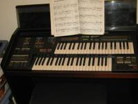 For Sale: Yamaha MR-500T Electone Organ Works and looks
