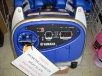NEW YAMAHA GENERATOR/iNVERTOR MODEL EF2400ISHC CALL
