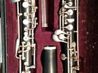 Yamaha beginning oboe. This is the oboe we purchased