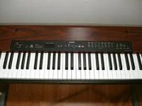 I have a mint condition Yamaha P120 Keyboard with