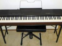 Yamaha PF15 Electric Piano. 88 keys. In good condition.