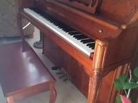 Like new Yamaha Piano. must pick up.please bring cash