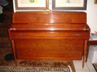 Newly tuned Yamaha upright piano. One owner. Great