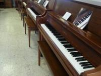 Great option of Yamaha PreOwned Pianos with warranty at