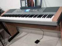 looking to sell my yamaha portable grand dgx-505, it is