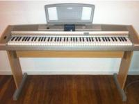 Selling my Yamaha portable grand piano. GREAT