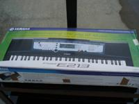 Great Piano!! Comes with a DC charger, so batteries not