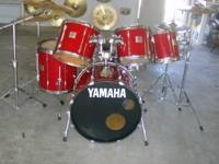 HERE IS A RARE YAMAHA POWER SPECIAL 5 PIECE SHELL PACK