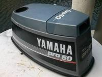 Hello, I have a 1987 Yamaha Pro 50 Outboard that I am