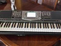 Hello there. I have a near mint Yamaha PSR-1000. Has
