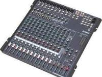 Like new used only 2 times as recording mixer for demo