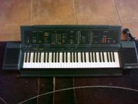 PS-6100 keyboard in great shape. Plays great. Contact