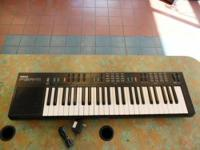 Up for sale is a Yamaha PSR-11 Keyboard in good