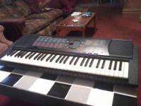 Yamaha PSR-180 Keyboard, it's in great shape. I have a