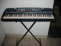 I have a Yamaha PSR 260 Keyboard for sale . The