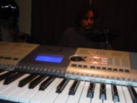 For sale:. Yamaha PSR-E403 Portable Keyboard & &