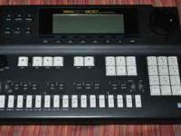 This Module can be a stand alone Drum Machine /