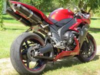 .This bike has the full M4 exhaust with a Power