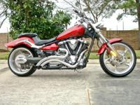2008 Raider S runs and rides excellent. Very quick, has