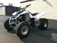 2003 YAMAHA RAPTOR 660 WITH A BIG BORE KIT, HMF FULL