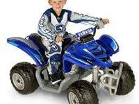 Power Wheels Yamaha Raptor 700 12v 2-Speed with