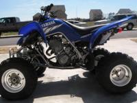 The Yamaha Raptor 660R is a sport all terrain vehicle