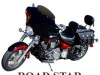 ROAD STAR - HOPPE QUADZILLA Detachable Fairing Eclipse