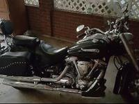 2000 Yamaha Roadstar 1600cc 17k miles This bike is in