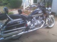 Yamaha Royal Star Tour Deluxe 97 1300cc Absolutely