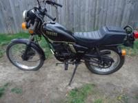 Hi , we have a very Rare Yamaha RX50 2 stroke street