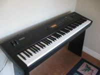 This synth/keyboard is n very good condition. There are