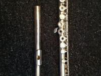 Like New. I am the original owner and played the flute