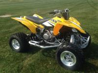 """2013 Raptor 700R $6495 2008 Raptor 250 """"Special"""