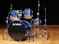 I have a brand brand-new yamaha stage custom, includes,