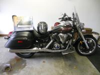 2014 Yamaha Star 950 Motorcycleonly 870 miles$1,299.00