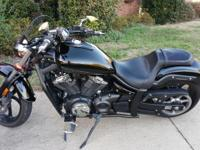Springtime is here!! 2011 Yamaha Stryker 1300. Bought