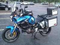 Make: Yamaha Model: Other Mileage: 2,400 Mi Year: 2012