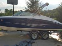 Hello,I am selling a like new Yamaha SX 2012 for a