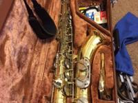Yamaha Tenor Saxophone Student YTS-23. Excellent