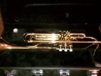 I have a Yamaha Trumpet for sale that I have not used