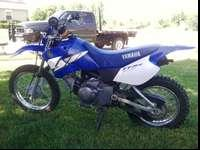 I have a clean 2004 TT-R90 dirtbike for sale. It is a