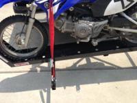 I have a Yamaha TTR 110 dirt bike for sale $ 500 cash
